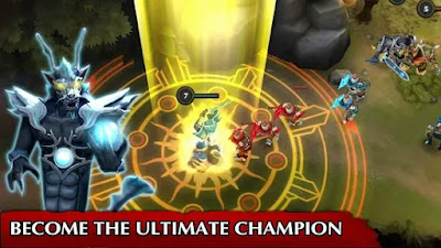 Legendary Heroes Apk for android