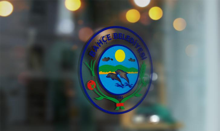 Adana Bahçe Belediyesi Vektörel Logosu