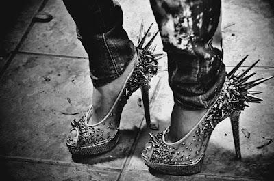 Zapatos de noche juveniles