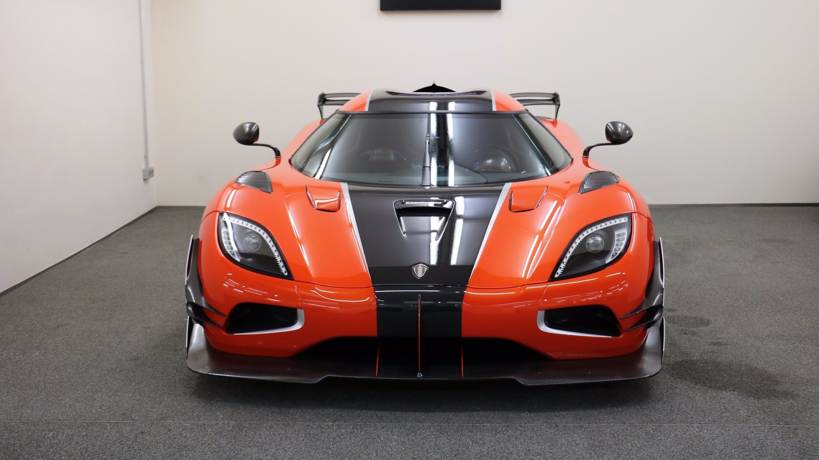 Koenigsegg Agera 'Final One of 1' Listed For Sale At ...