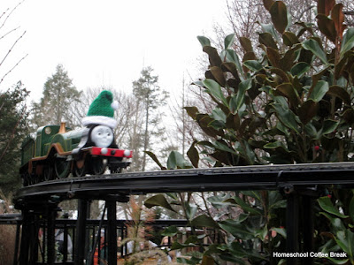 Train garden -A Longwood Gardens PhotoJournal, Part One on Homeschool Coffee Break @ kympossibleblog.blogspot.com