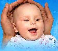 anak bayi berbicara