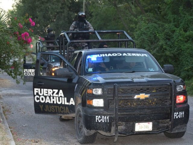 Fuerza Coahuila Rescata 6 migrantes y detienen a 7 secuestradores de los Zetas entre ellos al guardia de ferrocarriles