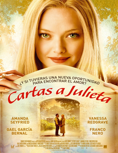 Ver Cartas a Julieta (Letters to Juliet) (2010) Online