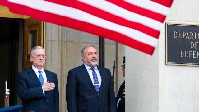 EEUU advierte de una posible guerra entre Irán e Israel en Siria