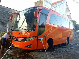 Bus Pariwisata Seat 25 - 30 Semarang