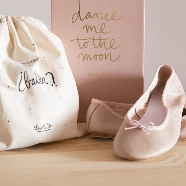 Bailarinas de Lucía Be