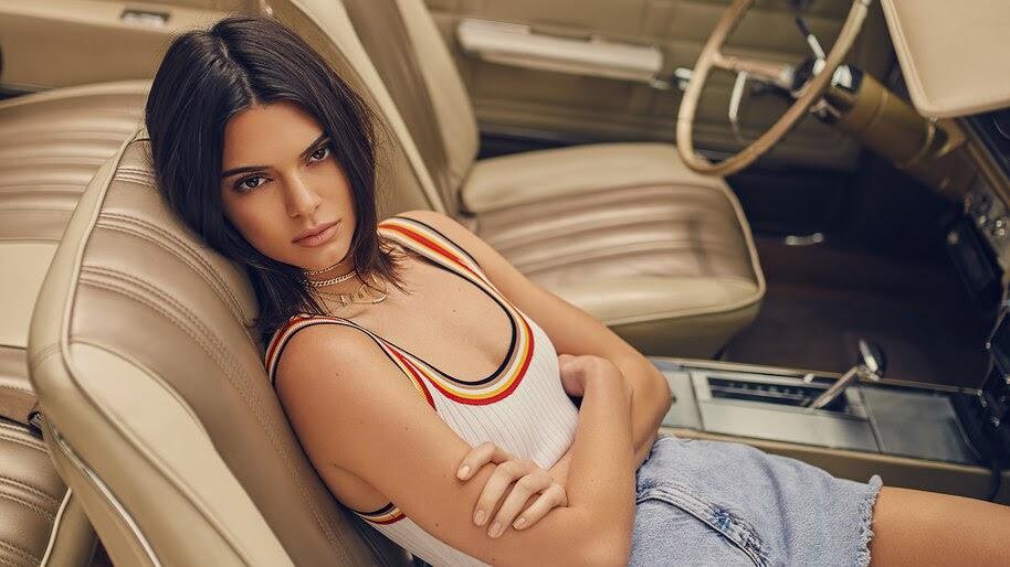 Kendall Jenner, 4K, #6.814