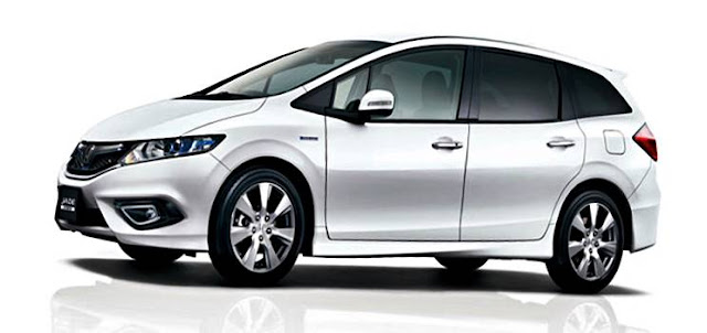 NEW Honda Jade Facelift