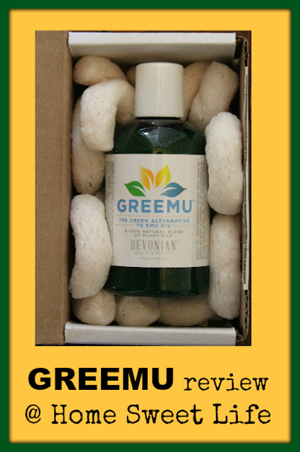 GREEMU, Plant based oils, natural beauty