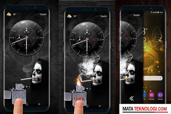 aplikasi lockscreen android unik