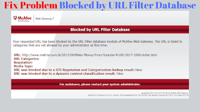 Blocked by URL Filter Database,Mcafee Web Gateway Solve problem 100%,blocked by mcafee,mcafee site blocked,Mcafee Web Gateway,Web Gateway blocked,Web Gateway,McAfee Web Gateway 7