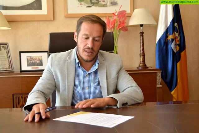 Zapata se alegra del desbloqueo del superávit del Gobierno de Canarias, pero pide una solución urgente para los fondos de los Cabildos