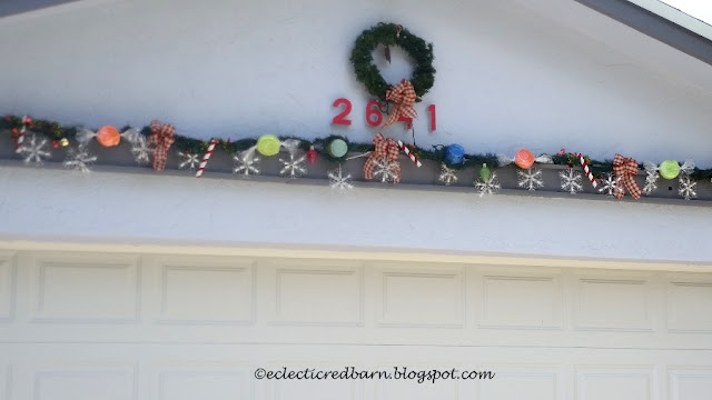 Eclectic Red Barn: Inexpensive Candy Garland