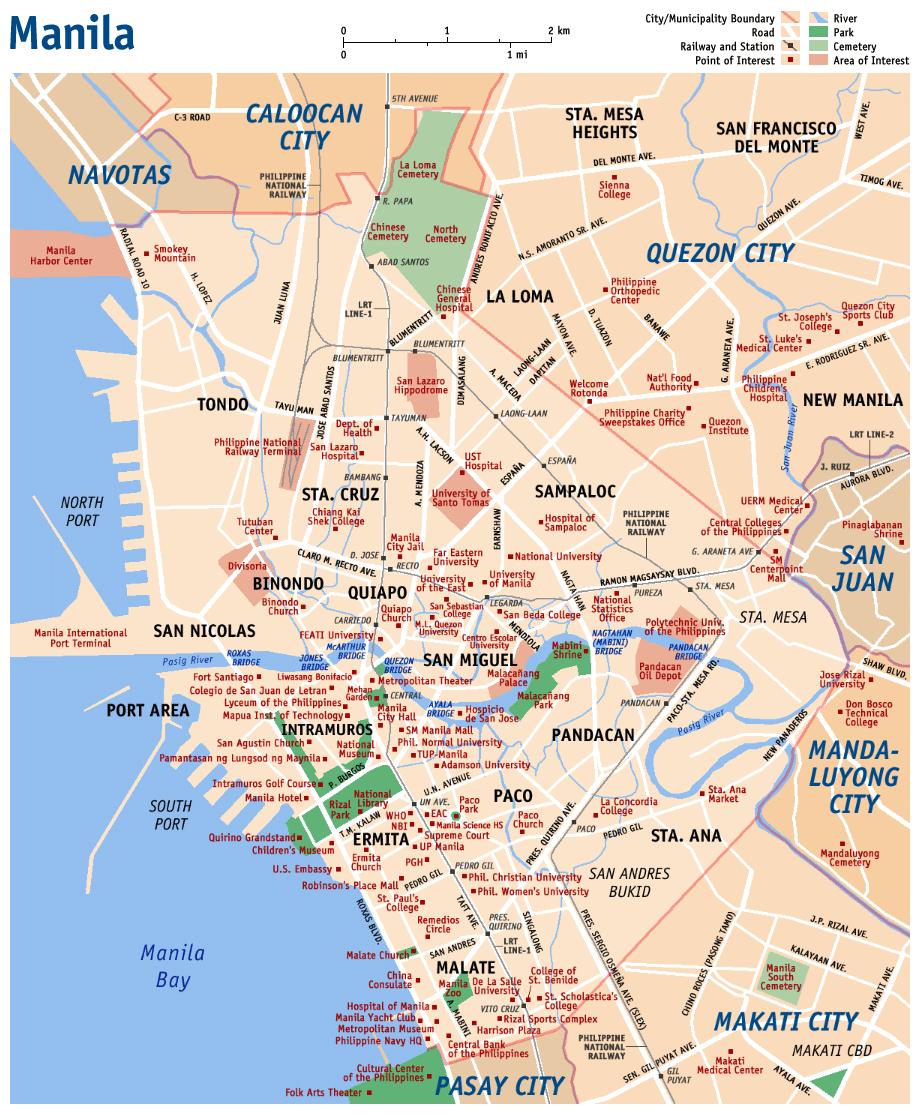 Public Health Service District San Francisco Citizen: Department Of Education Manila: DepED Manila Public Schools