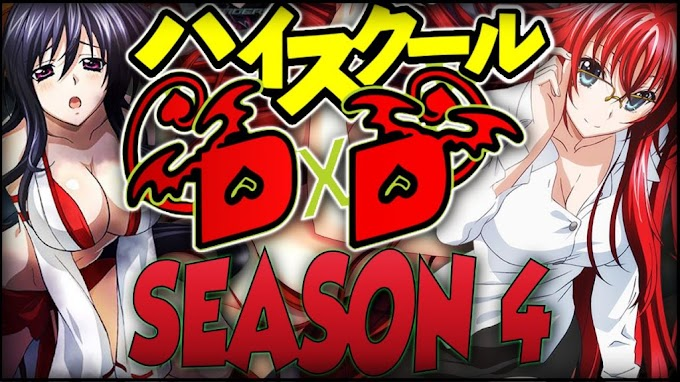 High School DxD Hero Season 4 (Episode 00 – 12) Batch Subtitle Indonesia