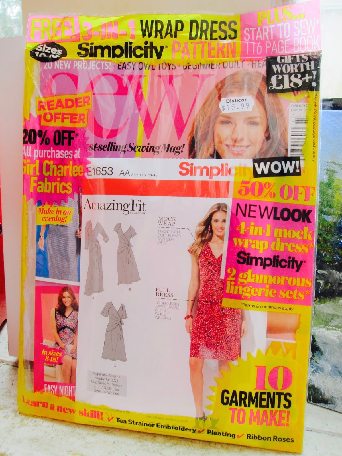 Scarberian fashion lover february 2017 i wish all sewing magazines would come with patterns like how they do in the uk this one by sew even has templates you can download online jeuxipadfo Image collections