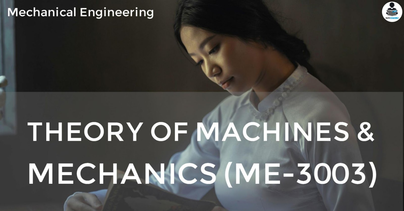 ME3003 - Theory of machines & mechanics - RGPV notes CBGS