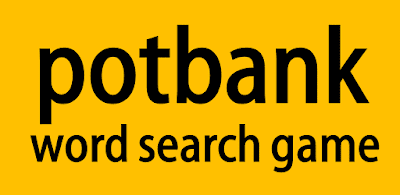 Potbank Dictionary Wordsearch Game