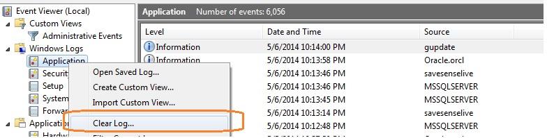 Ora 28056 writing audit records to windows