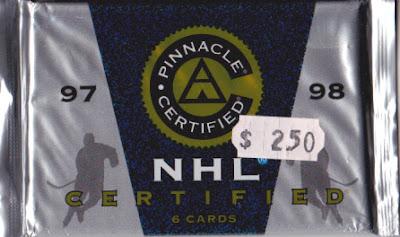 1997-98 NHL Pinnacle Certified