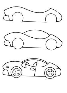 رسومات سهلة الرسم