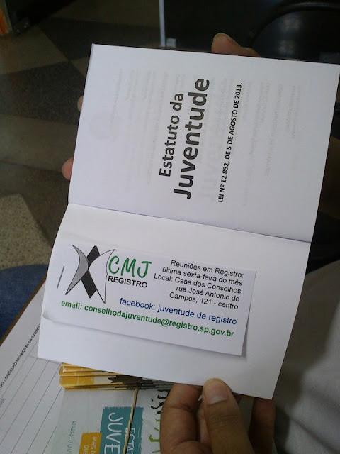 Conselho Municipal da Juventude inicia estudo com jovens quilombolas do Vale do Ribeira