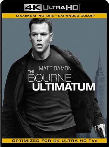 El Ultimátum de Bourne (2007) 2160p 4k UHD HDRLatino [GoogleDrive] SilvestreHD