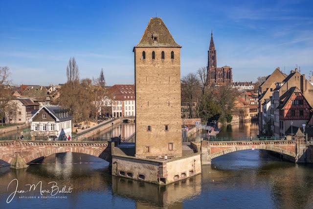 Ponts couverts de Strasbourg — 2019