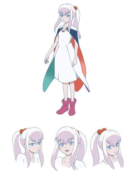 Kaori Nazuka como Lily