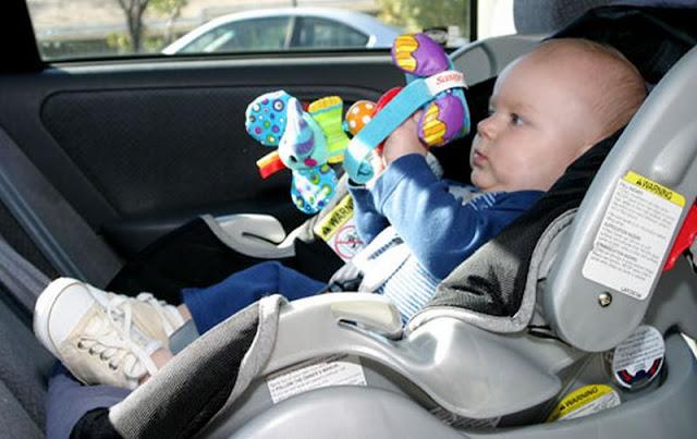 Sekedar Mengingatkan, Ini Yang Perlu Disiapkan Bila Anda Mudik Bersama Buah Hati Menggunakan Mobil Pribadi