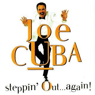 STEPPING OUT AGAIN - JOE CUBA (1995)