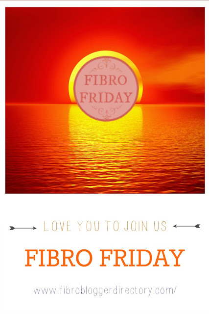 Fibro Friday blog link up party