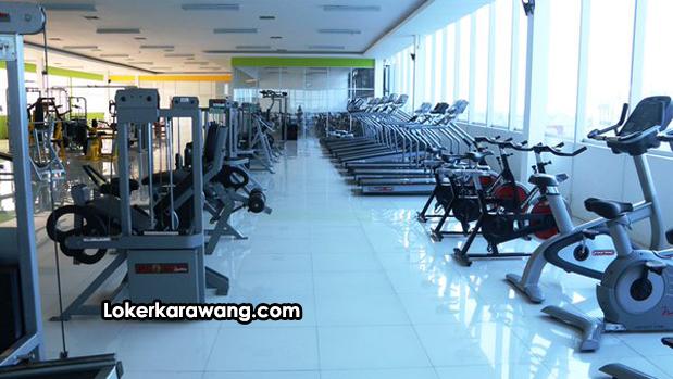 Lowongan Kerja Helios Fitness Karawang