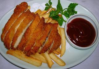 Resep Chicken Katsu