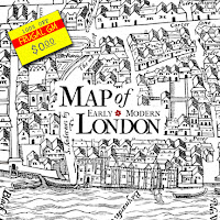 Free GM Resource: The Map of Early London