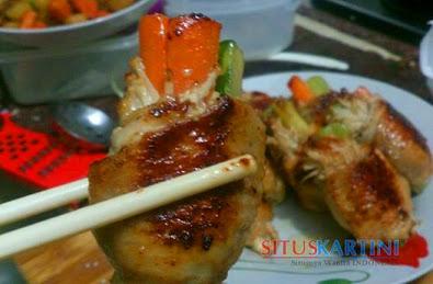 Resep Tumis Sayap Ayam tanpa tulang isi Sayur