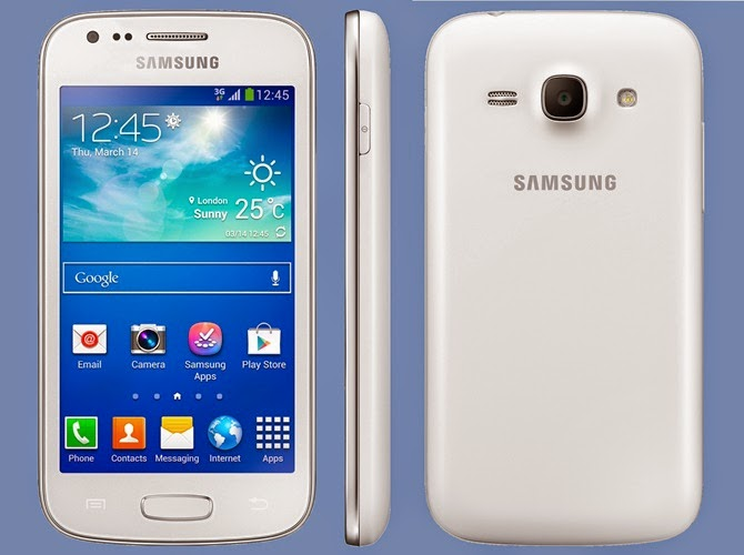 Cara Recovery Mode Samsung Galaxy Ace 3 GT S7270