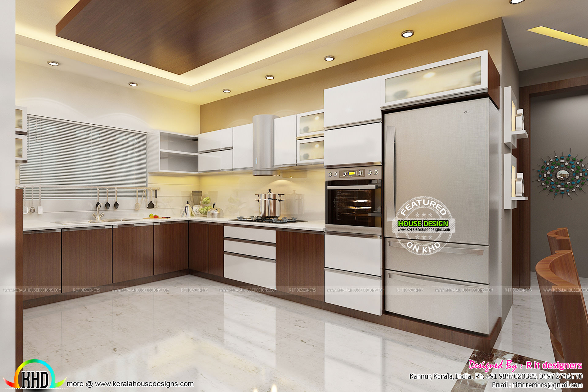 Kerala Homes Interior Kitchen Design Photos Best 12 Kitchen And Dining Trends In Kerala Kerala Home 4684 6