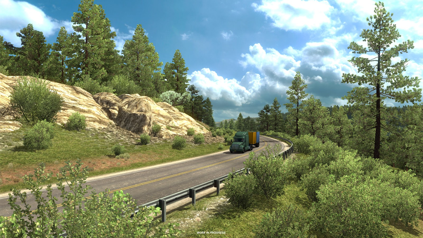 ATS New Mexico DLC news | Band of Others Gaming Forum