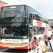 Timetable changes for Bus Éireann route 20 / x20 (Galway / Dublin)