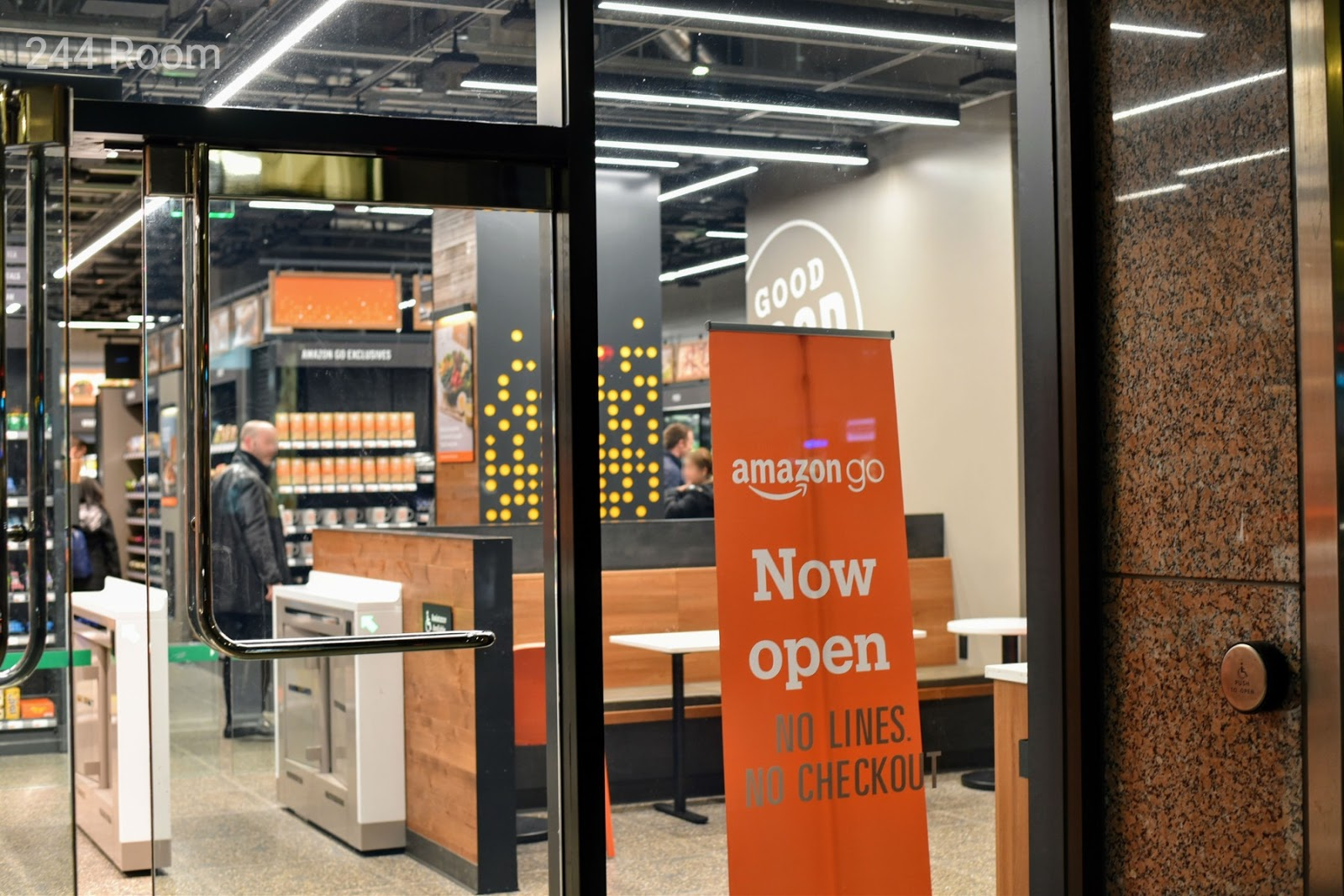Amazon Go SF2