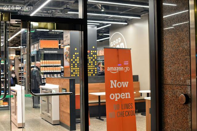 Amazon Go SF2