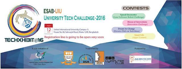 ESAB UIU University Tech Challenge 2016