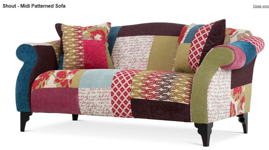 loose cotton chair covers swing perth sew ruthie style: more patchwork sofa cover