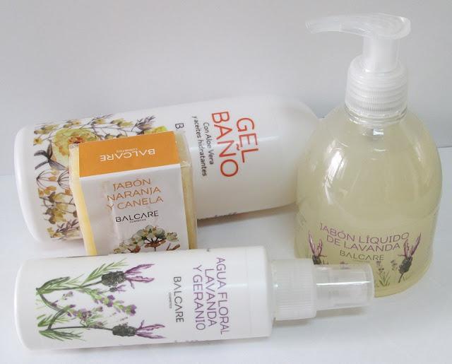 """""""Balcare Cosmetics"""": Productos Termales y Ecológicos"""