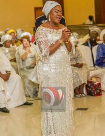 Photos: Rotimi Amaechi, Bolanle Ambode and others attend 60th birthday party of Jumoke Okoya-Thomas 3