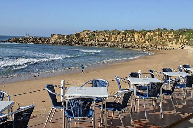 Restaurantes Praia de São Pedro do Estoril