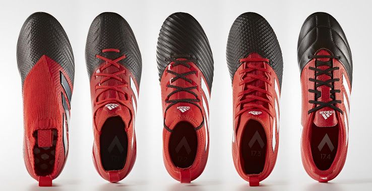 Vergleich alle Adidas Ace 2017 Fußballschuhe - Ace 17+ ...
