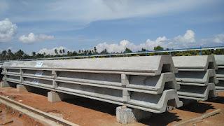ukuran sheet pile beton